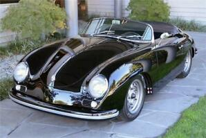 1956 Porsche 356 A Speedster Outlaw