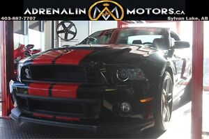 2014 Ford Mustang Shelby GT500!! 5.8L SUPERCHARGED V8! 662HP!!!