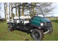 CARRYALL 295Se 2012 4X4 DIESEL UTILITY UTV QUAD 4 SEAT ONLY 302HrS VERY TIDY CAN DELIVER SEE VIDEO