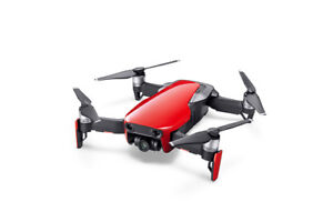 Mavic Air Fly More Combo (Flame Red) - Brand new sealed box