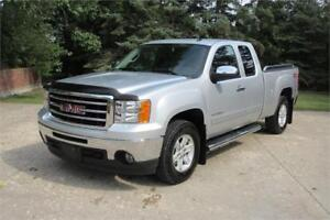 2013 GMC Sierra SLE 1500 Ext Cab 4WD - Kodiak Edition