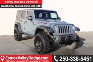 2014 Jeep Wrangler Unlimited Rubicon BLUETOOTH, KEYLESS ENTRY...