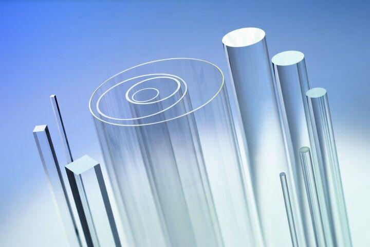 PLEXIGLAS® ROHR / ACRYLROHR L = 1000 mm, in ø von 20-120 mm
