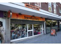 RETAIL SHOP AND HAIR SALON BUSINESS REF 146869
