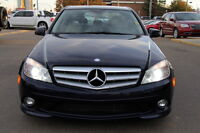 2010 Mercedes-Benz C-Class C300/4 MATIC/SUNROOF/LEATHER