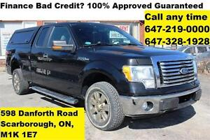 2011 Ford F-150 XLT Auto 4-Door FINANCE 100% APPROVED WARRANTY
