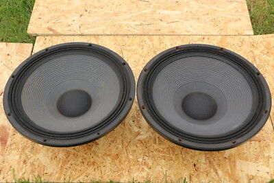 Eigtheen sound 18sound Pair of 18LW2400 18inch loudspeaker  soudwoofer driver