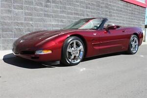 2003 50th Anniversary Corvette Convertible *MINT CONDITION*