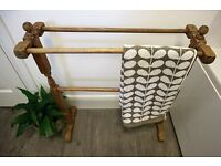 Old Pine Towel Rail - Vintage, Shabby Chic