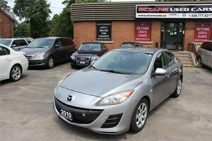 2010 Mazda Mazda3 GX - ACCIDENT FREE - 2 YEARS WARRANTY