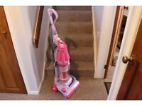 Dyson PINK Fully Serviced All Types of Floors NEW MOTOR,CLUTCH,+BEARINGS, Delivery Available...