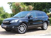 Honda CR-V 2.2 i-CTDi EX CRUISE~SAT NAV~ AUTO LIGHTS/WIPERS/ MANUAL 4X4