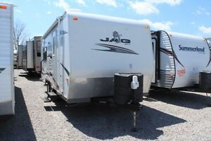 2007 K-Z Jag Travel Trailer