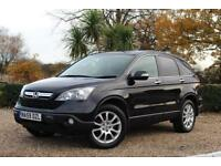 Honda CR-V 2.2 i-CTDi EX CRUISE~SAT NAV~ AUTO LIGHTS/WIPERS/ MANUAL 4X4