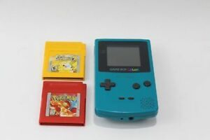 Gameboy Color Seulement 49.95$ seul Pokémon Red est disponible!!