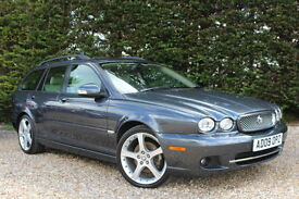 JAGUAR X-TYPE SE (grey) 2009