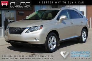 2012 Lexus RX350 AWD ** LOW KM ** ACCIDENT FREE **