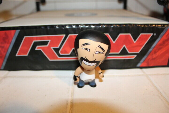 WWE Vinyl Aggression Series 4 Jimmy Wang Yang figure