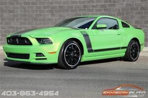 SOLD!!!!!!!!!!2013 FORD MUSTANG BOSS 302 \ RED TRACK KEY ENABLED