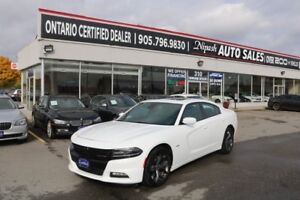 2017 Dodge Charger R/T 5.7 HEMI NAVIGATION NO ACCIDENTS 1-OWNER