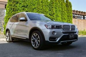 2015 BMW X3 28d xDrive | Navigation | Backup Cam | Diesel