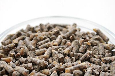 Bio Hühnerfutter und Wachtelfutter Pellets 20 kg