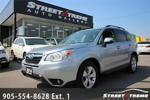 2014 Subaru Forester 2.5i Touring|HARMONKARDON|BACKUPCAM|SUNROOF