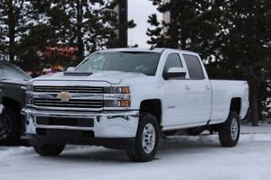 2018 CHEV 2500HD 4X4 LT long box.DURAMAX....$399 bwkly