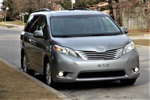 2013 Toyota Sienna XLE Limited AWD *NAVI PANO ROOF CAM* LOADED !