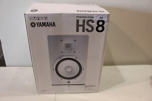 Auction of New Yamaha Monitor Speakers, Mixer, Guitars + more