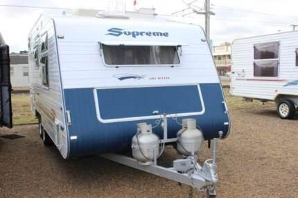 2009 SUPREME EXECUTIVE 1760 TOURER Bundaberg Central Bundaberg City Preview
