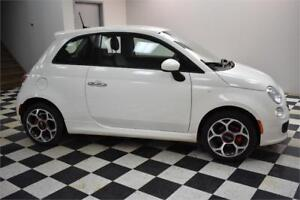 2016 Fiat 500 SPORT-BLUETOOTH* LEATHER*CRUISE CONTROL*