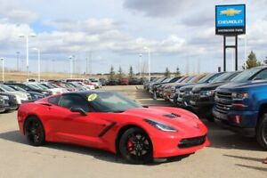 2015 Chevrolet Corvette Stingray 2LT Z51| Nav w/PDR| H/C Leath|