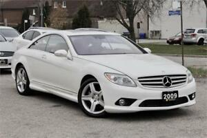 2009 Mercedes Benz CL550 4MATIC |AMG|NAVI|CAM|CERTIFIED