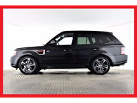 (47000 Miles)- Land Rover - Range Rover Sport 3.0 SD V6 HSE Red Edition -- Great Spec -- Low Mileage