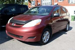 2006 TOYOTA SIENNA AWD 4X4 7-PASSAGERS TPS-INCLUSE