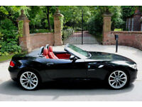 2011 BMW Z4 2.3i M SPORT HIGHLINE AUTO FSH RED LEATHER SIMPLY STUNNING EXAMPLE