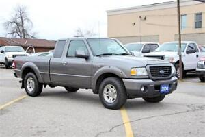 2008 Ford Ranger Manual+CERTIFIED+2 YEAR WARRANTY