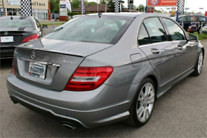 "2013 Mercedes-Benz C350 AWD 72 000kms 18"" Mags"