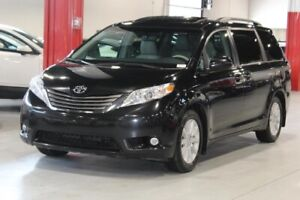 Toyota Sienna XLE LIMITED 4D Wagon 7 Pa 2013
