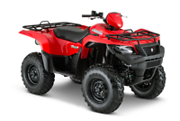 2017 SUZUKI 500 KINGQUAD WITH POWERSTEERING BLOW OUT 8999.00 Thunder Bay Ontario Preview