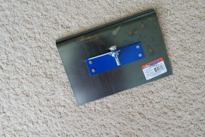 Blue Steel Walking Edger - 9 X 6 X 34 Radius - Concrete Tool