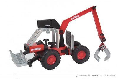 Forstserie Rückeschlepper - Spielzeugauto LKW Schlepper Forst Spielzeug reifra Auto Schlepper Spielzeug