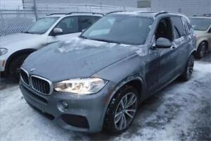 2016 BMW X5 xDrive35i M pkg*Night Vision*Head up*PanoRoof*360Cam
