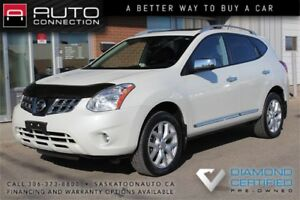 2012 Nissan Rogue SL AWD ** LEATHER ** MOONROOF ** NAV **