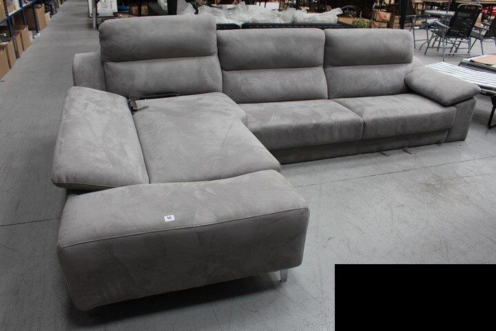 Grey Suede Sofa Grey Suede Couch Kvtatanagar Org Thesofa