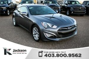 2016 Hyundai Genesis Coupe Premium - Bluetooth, Leather Interior