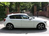 14 BMW 120d BluePerfromance SE SPORTS DIESEL AUTO SAT NAV LEATHER HARMON KARDON