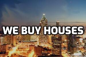 We Buy Houses!