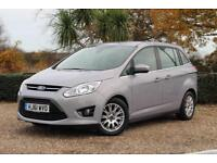 Ford Grand C-MAX 1.6TDCi ( 113bhp ) 2011 Titanium 7 Seater Car Manual Diesel
